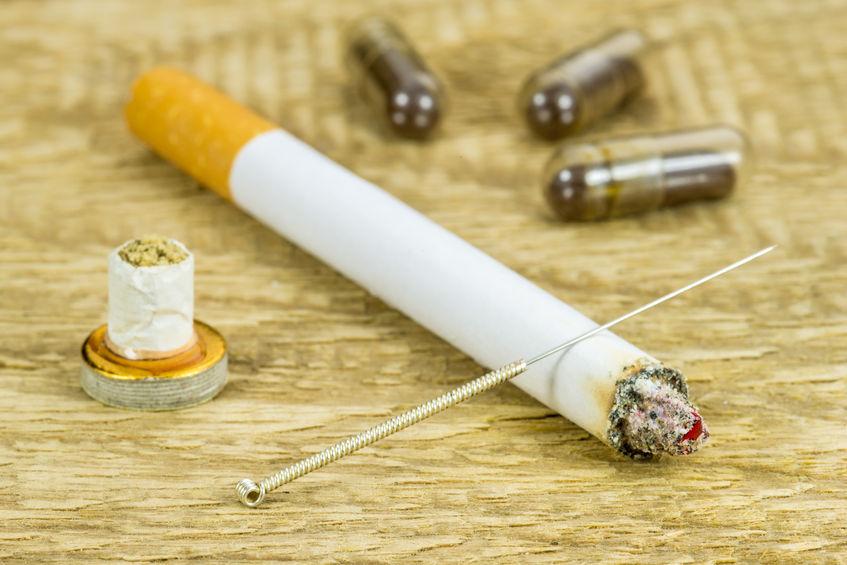 А курить бросить очень легко